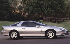 2000 Chevrolet Camaro exterior