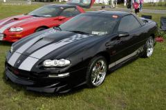 2002 Chevrolet Camaro Photo 3