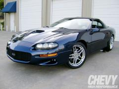 2002 Chevrolet Camaro Photo 4