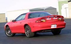 2002 Chevrolet Camaro Coupe exterior