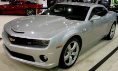 2010 Chevrolet Camaro Photo 5