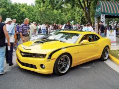 2011 Chevrolet Camaro Photo 5