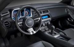 2011 Chevrolet Camaro interior