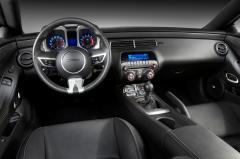 2012 Chevrolet Camaro interior