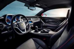 2014 Chevrolet Camaro interior