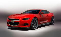 2015 Chevrolet Camaro Photo 1