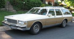 1990 Chevrolet Caprice Photo 1