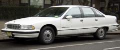 1991 Chevrolet Caprice Photo 1