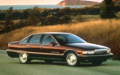 1992 Chevrolet Caprice exterior