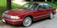1993 Chevrolet Caprice Photo 1