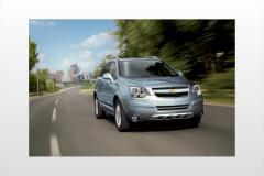 2012 Chevrolet Captiva Sport exterior