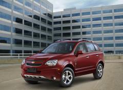 2013 Chevrolet Captiva Sport Photo 1