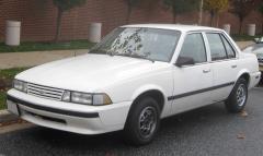 1990 Chevrolet Cavalier Photo 1