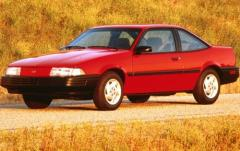 1994 Chevrolet Cavalier exterior