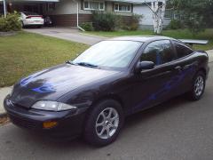 1997 Chevrolet Cavalier Photo 1