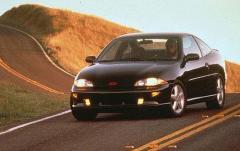 1998 Chevrolet Cavalier exterior