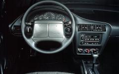 2002 Chevrolet Cavalier interior