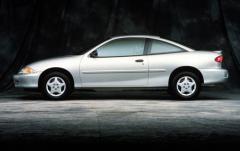 2002 Chevrolet Cavalier exterior