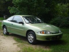2002 Chevrolet Cavalier Photo 12