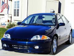 2002 Chevrolet Cavalier Photo 14