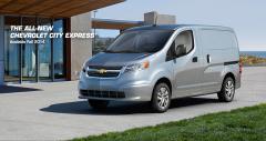 2015 Chevrolet City Express Photo 6