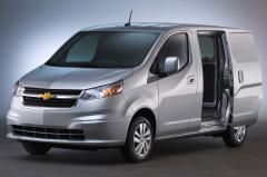 2015 Chevrolet City Express exterior