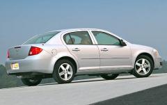2005 Chevrolet Cobalt exterior