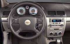 2007 Chevrolet Cobalt interior