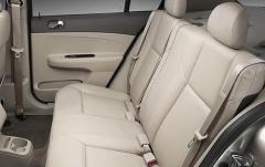 2008 Chevrolet Cobalt interior