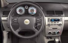 2009 Chevrolet Cobalt interior