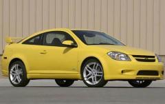 2010 Chevrolet Cobalt Sport Coupe exterior