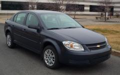 2010 Chevrolet Cobalt LT1 Coupe Photo 4