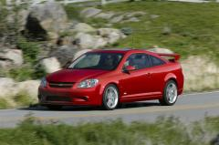 2010 Chevrolet Cobalt LT1 Coupe Photo 6