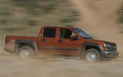 2004 Chevrolet Colorado exterior
