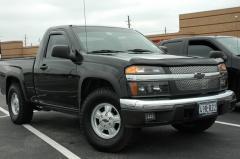2005 Chevrolet Colorado Photo 5