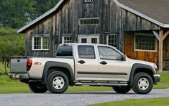 2005 Chevrolet Colorado exterior
