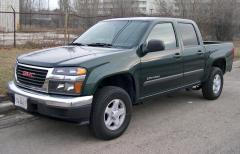 2007 Chevrolet Colorado Photo 2
