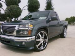 2007 Chevrolet Colorado Photo 3