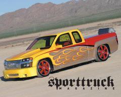 2007 Chevrolet Colorado Photo 4