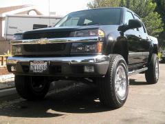 2007 Chevrolet Colorado Photo 5