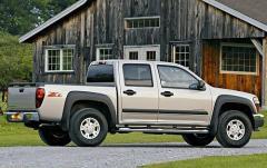 2007 Chevrolet Colorado exterior