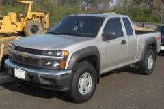 2008 Chevrolet Colorado Photo 2