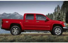 2009 Chevrolet Colorado exterior