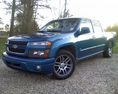 2009 Chevrolet Colorado Photo 3