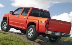 2010 Chevrolet Colorado exterior