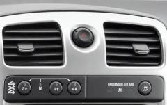 2010 Chevrolet Colorado interior