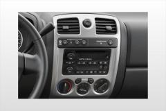 2012 Chevrolet Colorado interior