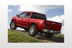2012 Chevrolet Colorado exterior