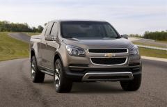 2012 Chevrolet Colorado Photo 2