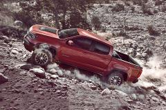 2018 Chevrolet Colorado exterior
